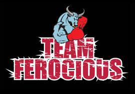 Team Ferocious Logo